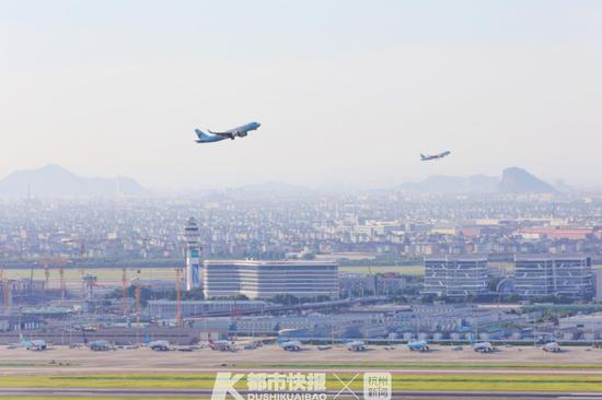 浙江将拥有三座轨道上的机场 内地最大国际货站将开建