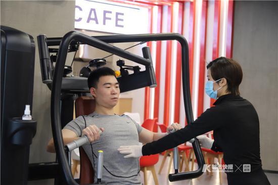 春节间一健身房对留杭人员免费开放 老板:健康过年
