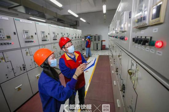 浙江宁波:全力保障春运期间交通枢纽的安全稳定供电