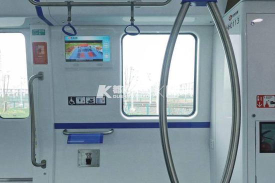 杭海城铁开始试运行预计6月开通 和地铁有什么不同呢
