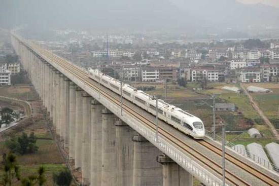 杭州站列车主要变化
