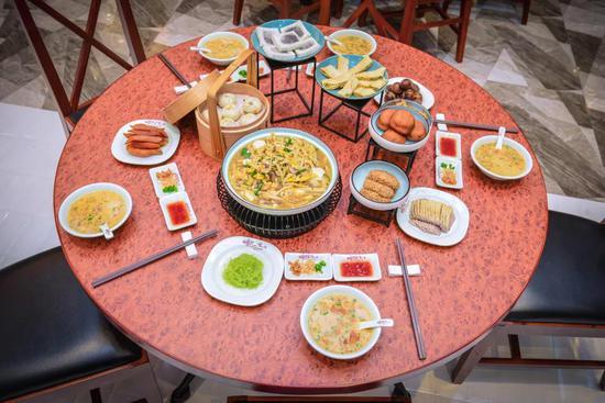 嵊州小吃宴