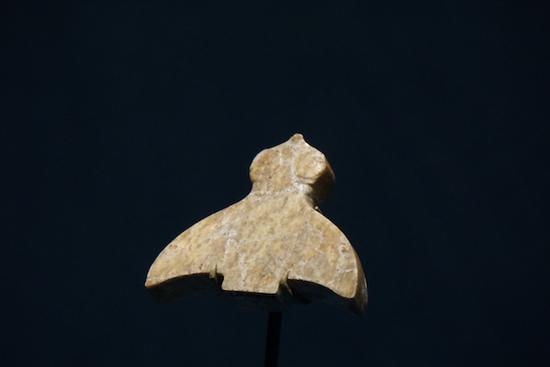 良渚文化时期 玉鸟
