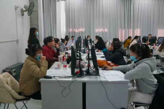 中国美术学院本科招生初试网上开考 全国5万考生参加