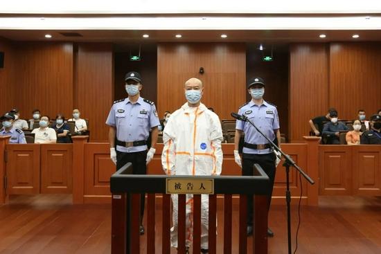 杭州市中院一审 公开宣判被告人许国利故意杀人案