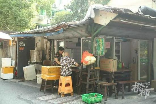 国庆节来临前 杭州清泰门等老旧社区即将迎来改造