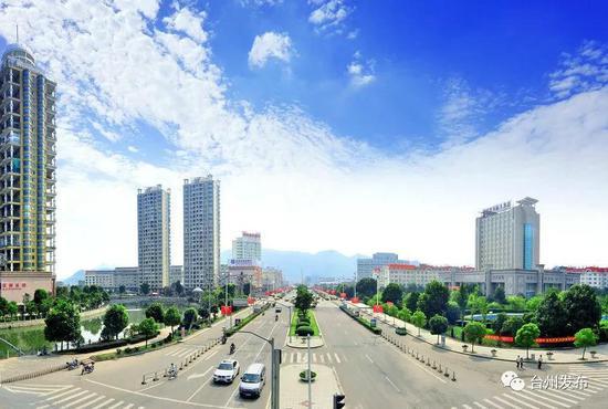 台州三个镇获批2018年度小城市培育试点专项