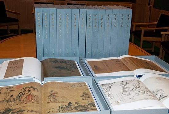 浙大完成的文科精品《中国历代绘画大系》