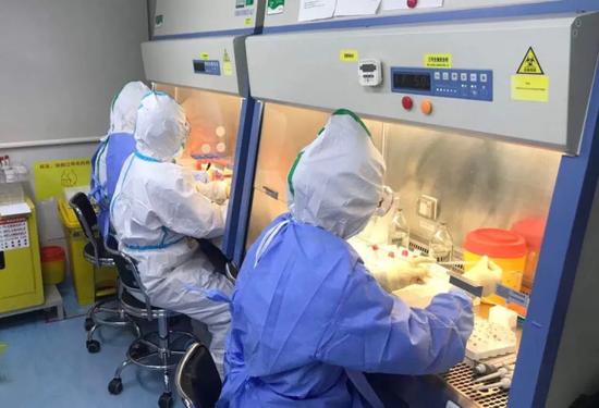 杭州各大医院大规模新冠核酸或抗体检测昨起开始实施