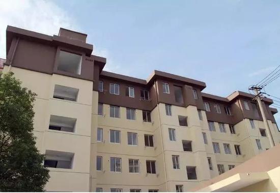 建材厂蓝领公寓