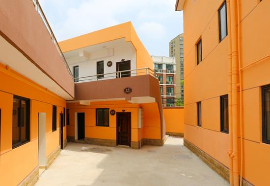 王马里蓝领公寓