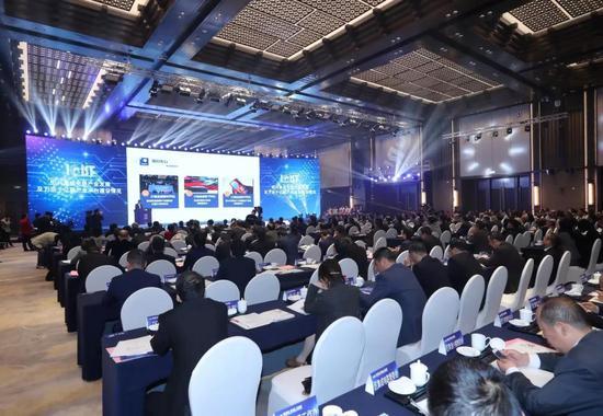 2019中国(绍兴)第二届集成电路产业峰会开幕