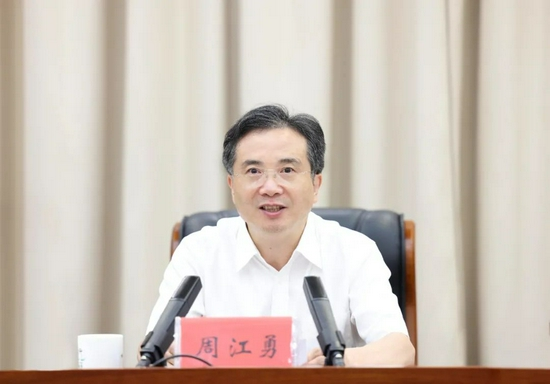 杭州都市区中环正式启动建设 周江勇出席动员会并讲话