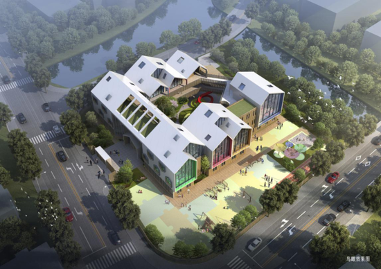 杭州一批新学校即将竣工投入使用 有你家附近吗