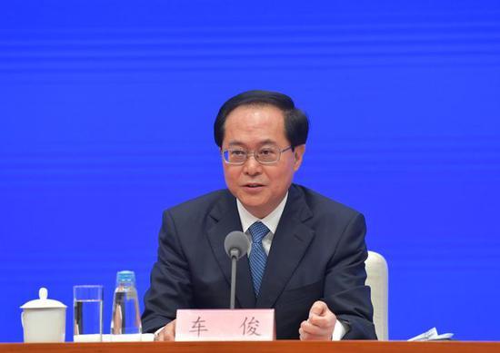 中共浙江省委书记、省人大常委会主任车俊作主题发布并回答记者提问。