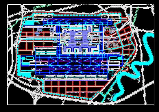 浙江将拥有三座以机场为中心的空公铁综合交通枢纽