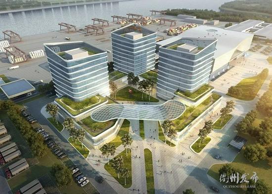 衢州港衢江港区二期,预计今年开工