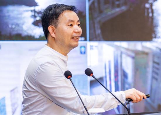 LHD项目总工程师林东
