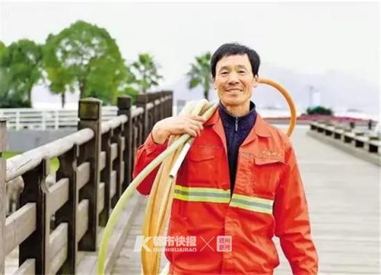 刚拿到奖金他就捐出3.5万元 浙江一男子10年救了8个人