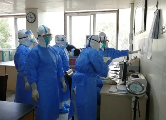 变化可喜 浙江四大天团接管的重症病房已有多人出院