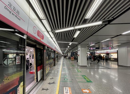 开工以后春运进入平峰期 杭州地铁不延长营运时间