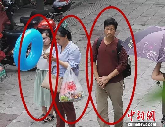 杭州淳安9岁女孩章子欣被租客带走。浙江警方