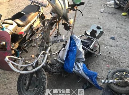求復合不成 浙江一男子怒上心頭駕車撞飛前妻