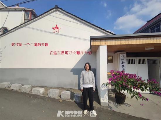 辞去杭州年薪20多万的工作 35岁的她回到富阳卖馒头