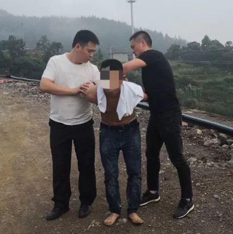金华一男子挥拳打伤民警后逃跑 警方连夜抓捕