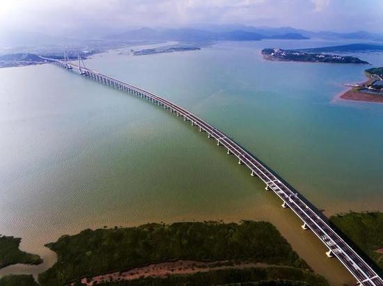 乐清湾大桥
