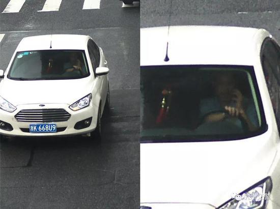 车牌:浙K668U9