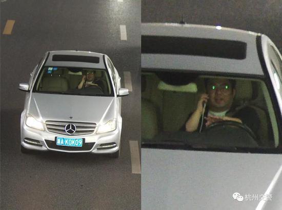 车牌:浙AK0K09