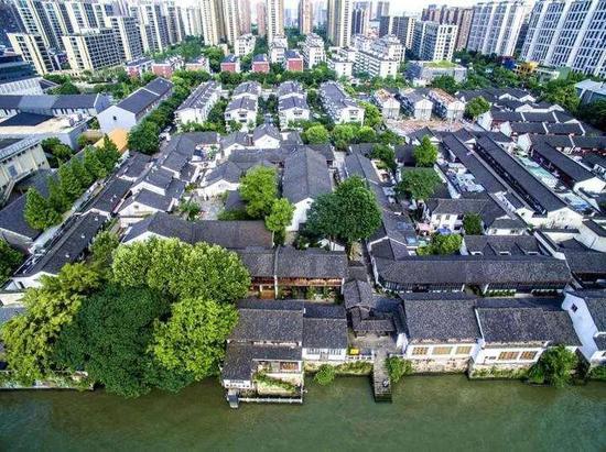 逛吃逛吃好去处 杭州8条步行街入选高品质步行街