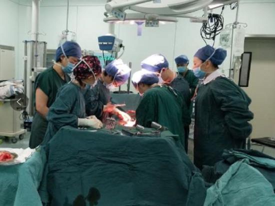 二胎妈妈检出胎盘植入