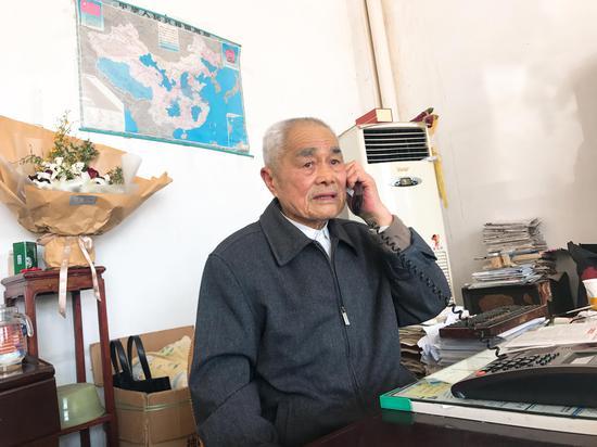 王春文老人