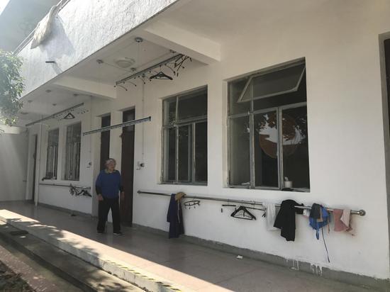 王春文老人的家