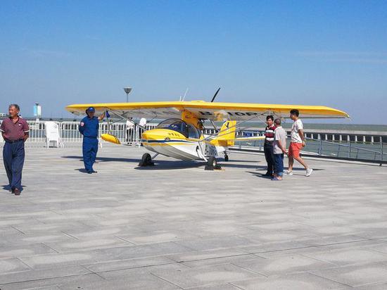 南太湖海王水上飞机基地