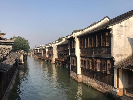 美丽的浙江水乡乌镇。(资料图)