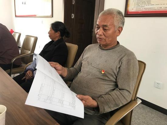 黄田镇771名农村党员已全面完成自查自纠,并填报了个人事项报告表。 庆元提供