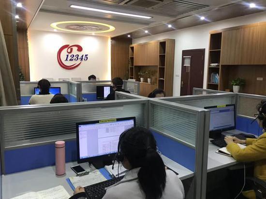 苍南县12345政务服务热线中心 苍南县信访局提供