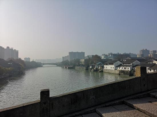 图为浙江杭州。张煜欢 摄
