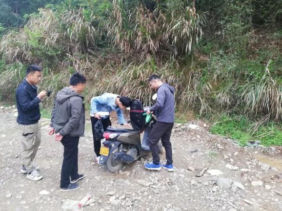 杭州成功打掉一个非法采矿犯罪团伙 15人被一网打尽