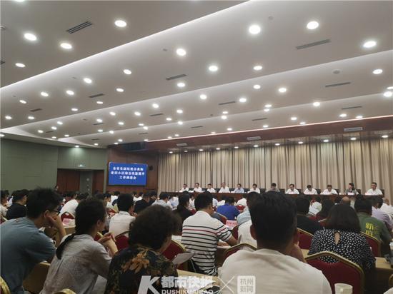 杭州四年改造950个老旧小区 打造六有宜居小区