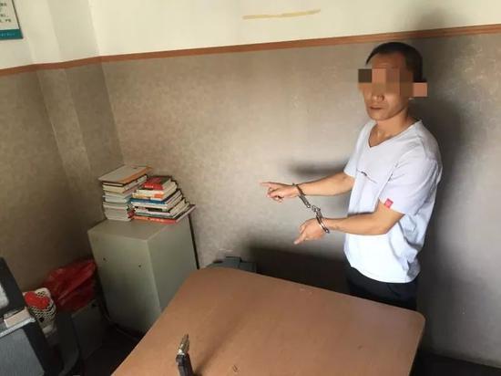 塑料袋蒙头盗窃保险箱 台州版掩耳盗铃警方1小时破案