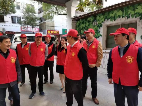 张旭辉对创建工作时提出新要求