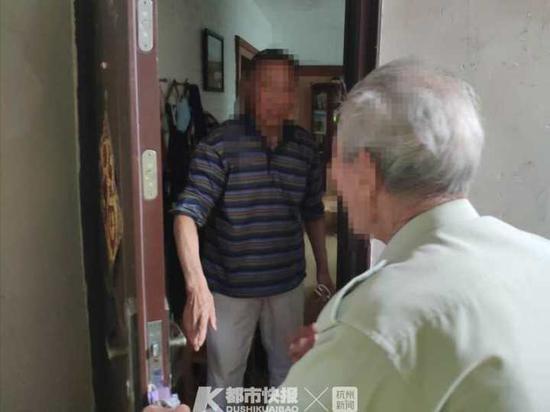 20年夙愿终于实现 浙江交警帮助抗美援朝老兵找到战友