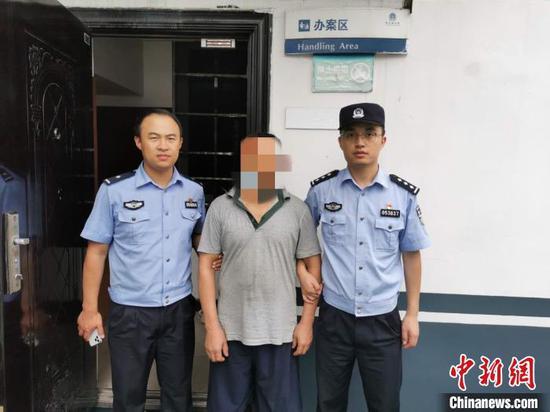 背负命案潜逃23年 浙江湖州警方抓获一名外省命案逃犯