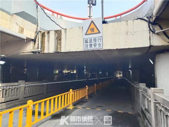 让杭州人提心吊胆的人行立交桥 现在整改变成这样