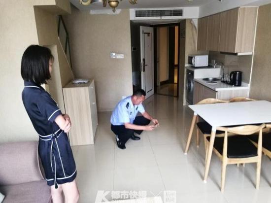 杭州姑娘半年报了3次警 凌晨楼上日租房经常有嬉笑声