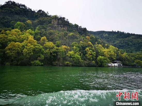循迹两山理念15年建设生态文明 浙江实践添墨美丽中国